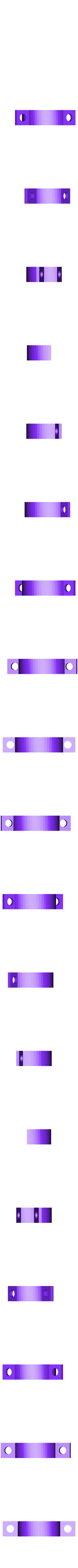 Motor_Holder_Bottom.STL Télécharger fichier STL gratuit Réducteur uniforme et évolutif (1:256) • Design imprimable en 3D, Ghashnarb