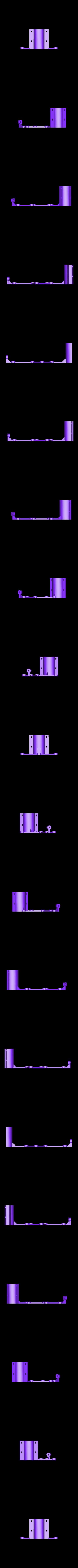 Motor_Holder_Top.STL Télécharger fichier STL gratuit Réducteur uniforme et évolutif (1:256) • Design imprimable en 3D, Ghashnarb