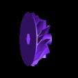 Turbine_2.STL Télécharger fichier STL gratuit Turbine à moteur 12V DC • Plan pour impression 3D, Ghashnarb