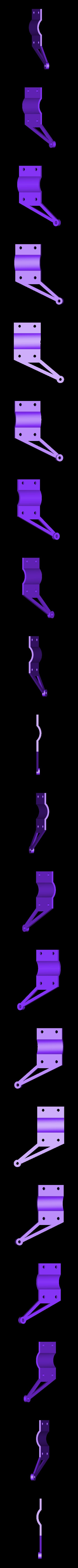 Case_Left_Side.STL Télécharger fichier STL gratuit Réducteur à vis sans fin • Modèle pour imprimante 3D, Ghashnarb
