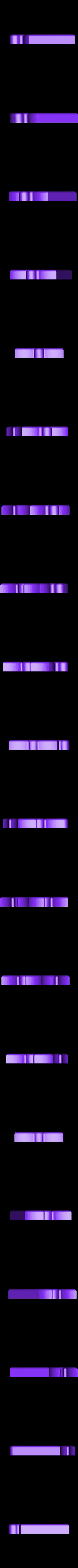 Cell_Puzzle_Bottom.STL Télécharger fichier STL gratuit Échecs démoctratiques • Modèle à imprimer en 3D, Ghashnarb