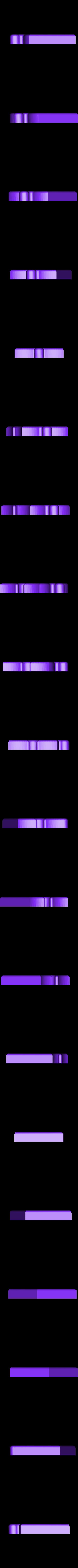 Cell_Puzzle_Bottom-Right.STL Télécharger fichier STL gratuit Échecs démoctratiques • Modèle à imprimer en 3D, Ghashnarb