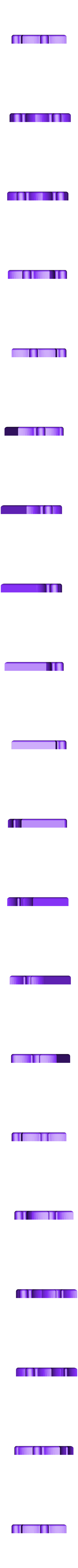 Cell_Puzzle_Top.STL Télécharger fichier STL gratuit Échecs démoctratiques • Modèle à imprimer en 3D, Ghashnarb