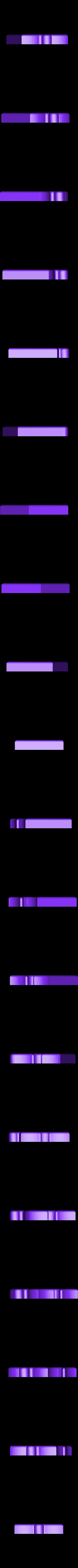 Cell_Puzzle_Top-Left.STL Télécharger fichier STL gratuit Échecs démoctratiques • Modèle à imprimer en 3D, Ghashnarb
