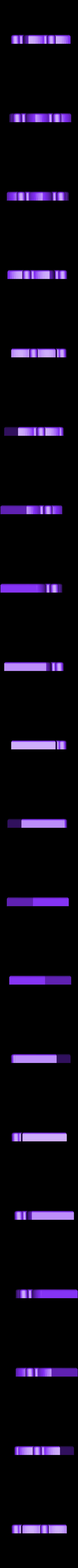 Cell_Puzzle_Top-Right.STL Télécharger fichier STL gratuit Échecs démoctratiques • Modèle à imprimer en 3D, Ghashnarb