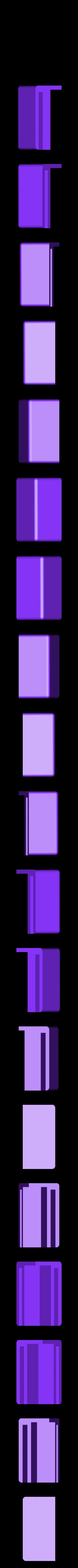 Case_Side_Corner.STL Télécharger fichier STL gratuit Échecs démoctratiques • Modèle à imprimer en 3D, Ghashnarb