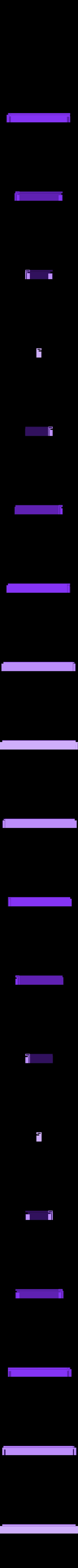 Case_Side_162_mm_Thin.STL Télécharger fichier STL gratuit Échecs démoctratiques • Modèle à imprimer en 3D, Ghashnarb