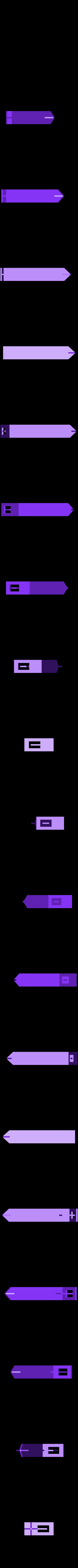 towelpin_v1.1.stl Download free STL file Beach-towel pin / tent pin (printable) • 3D printable template, Yazhmog