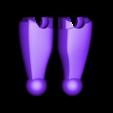 Forearms.stl Télécharger fichier STL gratuit RoboLabs Lunar Elite - Vertex • Design pour impression 3D, Yazhmog