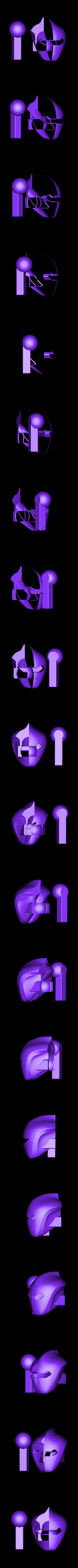 head_and_neck.stl Télécharger fichier STL gratuit RoboLabs Lunar Elite - Vertex • Design pour impression 3D, Yazhmog