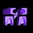 upper_legs.stl Télécharger fichier STL gratuit RoboLabs Lunar Elite - Vertex • Design pour impression 3D, Yazhmog