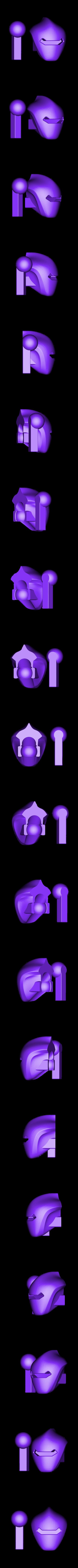 head_and_neck_repaired.stl Télécharger fichier STL gratuit RoboLabs Lunar Elite - Vertex • Design pour impression 3D, Yazhmog