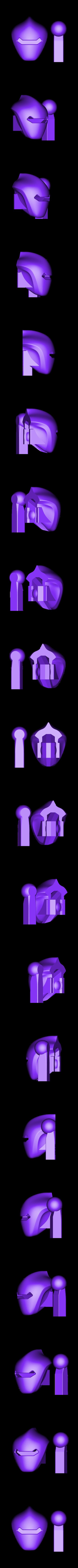 head.stl Télécharger fichier STL gratuit Sommet2 • Design à imprimer en 3D, Yazhmog