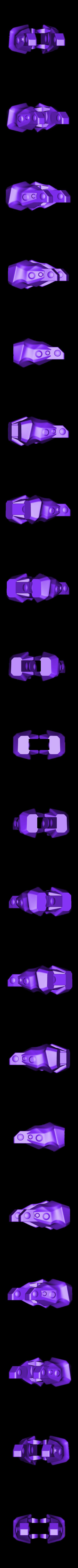 upper_arms.stl Télécharger fichier STL gratuit Sommet2 • Design à imprimer en 3D, Yazhmog
