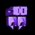 upper_legs.stl Télécharger fichier STL gratuit Sommet2 • Design à imprimer en 3D, Yazhmog