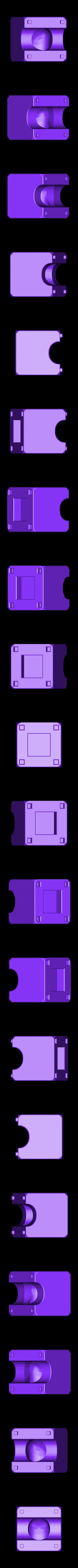 MarbleRunBlocks-StraightTunnelCorner.stl Download STL file Marble Run Blocks - Extension pack • 3D printing design, Wabby