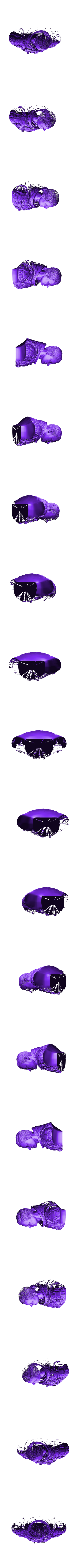 astronaut_bust_high.stl Download free STL file Astronaut Bust • 3D printing design, LSMiniatures