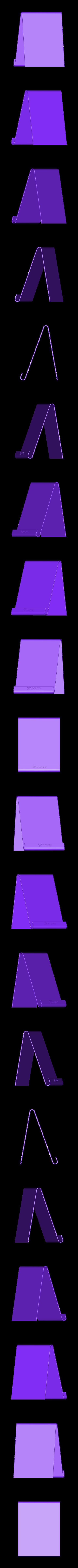 Brochure_Stand.STL Télécharger fichier STL gratuit Porte-brochures • Design pour impression 3D, BCN3D
