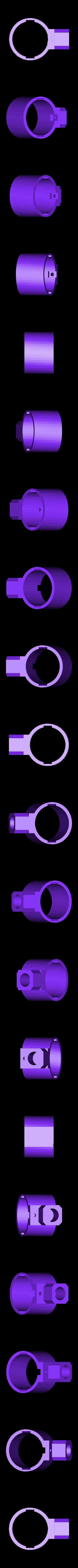 MSHolder.stl Télécharger fichier STL gratuit Support de microscope USB • Design pour impression 3D, Duskwin
