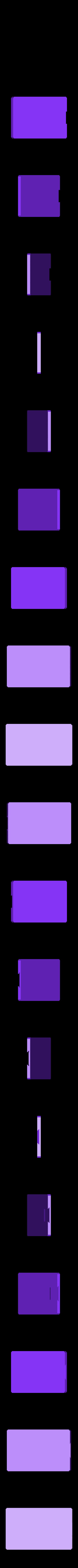 MSPlate.stl Télécharger fichier STL gratuit Support de microscope USB • Design pour impression 3D, Duskwin