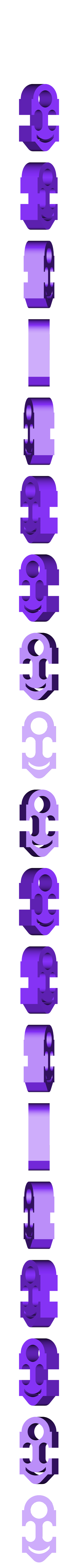 Head.stl Download free STL file Numerical Scale • 3D printable design, Duskwin