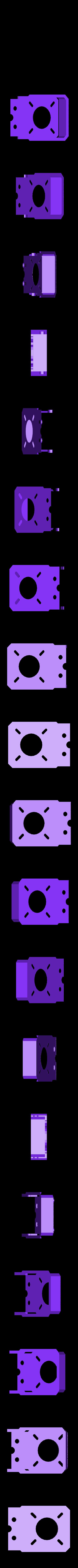 MotorBracket.stl Télécharger fichier STL gratuit Hadron (ORD Bot) Support rigide pour moteur en Z • Design à imprimer en 3D, Duskwin