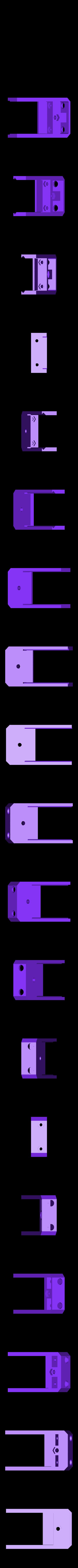 IdlerPulleyBracket.stl Télécharger fichier STL gratuit Hadron (ORD Bot) X et Y Supports de poulie de renvoi d'angle • Design imprimable en 3D, Duskwin
