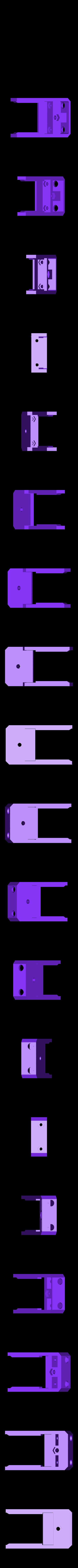 X-IdlerPulleyBracket.stl Télécharger fichier STL gratuit Hadron (ORD Bot) X et Y Supports de poulie de renvoi d'angle • Design imprimable en 3D, Duskwin
