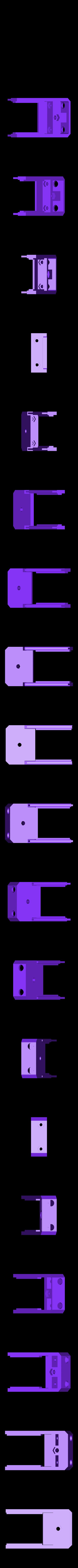 IdlerPulleyBracketV2.stl Télécharger fichier STL gratuit Hadron (ORD Bot) X et Y Supports de poulie de renvoi d'angle • Design imprimable en 3D, Duskwin