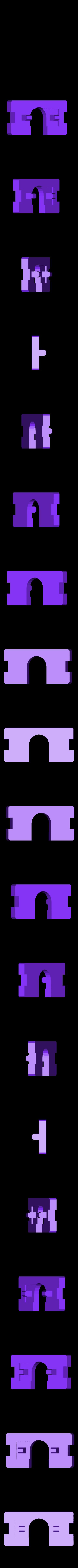 MisumiSpacer.stl Télécharger fichier STL gratuit Hadron (ORD Bot) X et Y Supports de poulie de renvoi d'angle • Design imprimable en 3D, Duskwin