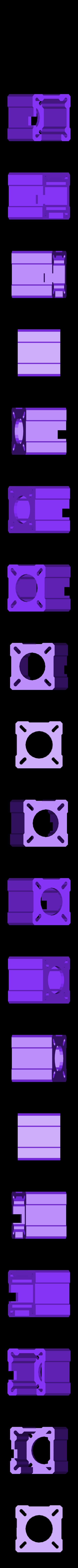 X-MotorBracketV2.stl Télécharger fichier STL gratuit Hadron (ORD Bot) Support pour moteur en X • Modèle pour imprimante 3D, Duskwin