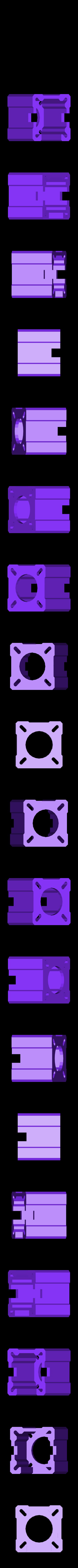 X-MotorBracketV3.stl Télécharger fichier STL gratuit Hadron (ORD Bot) Support pour moteur en X • Modèle pour imprimante 3D, Duskwin