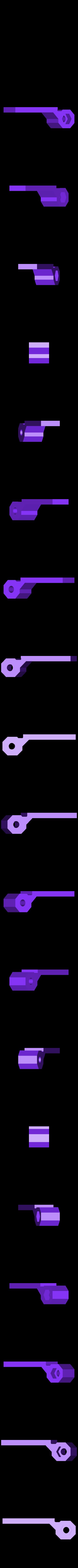 Z-ScrewBracket.stl Télécharger fichier STL gratuit Hadron (ORD Bot) Z Réglage fin • Objet pour impression 3D, Duskwin