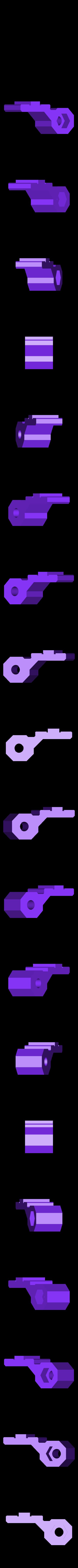 Z-ScrewBracketV2.stl Télécharger fichier STL gratuit Hadron (ORD Bot) Z Réglage fin • Objet pour impression 3D, Duskwin
