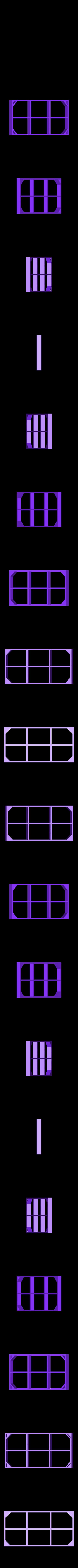 OrgBoxT.stl Télécharger fichier STL gratuit Organisateur d'ustensiles cosmétiques • Design à imprimer en 3D, Duskwin