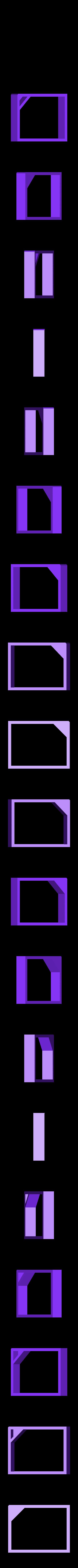 OrgBoxTest.stl Télécharger fichier STL gratuit Organisateur d'ustensiles cosmétiques • Design à imprimer en 3D, Duskwin