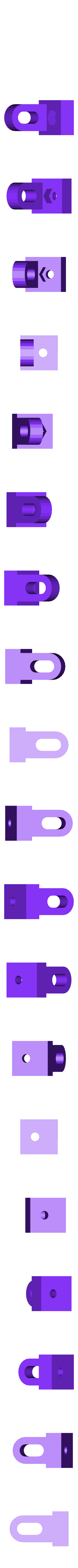 FanHolderBracket.stl Télécharger fichier STL gratuit Support de ventilateur à démontage rapide • Objet pour impression 3D, Duskwin