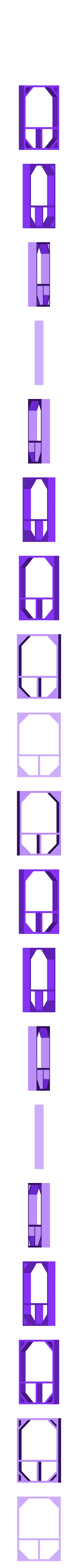 FibonacciOfficeOrgT.stl Download free STL file Fibonacci Office Organizer • 3D printer template, Duskwin
