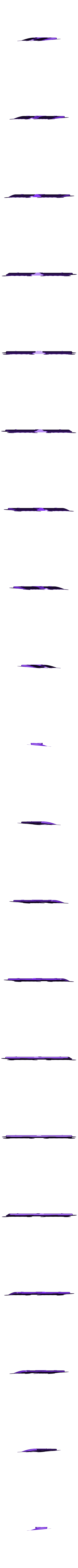 10-29-10007.STL Télécharger fichier STL gratuit Fokker DR.1 Triplane • Design imprimable en 3D, Ventwallader