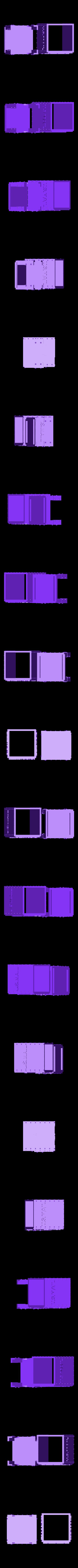 mailboxmiddlenbottom__1_.stl Télécharger fichier STL gratuit Boîte aux lettres Banque de pièces de monnaie • Modèle pour impression 3D, Ventwallader