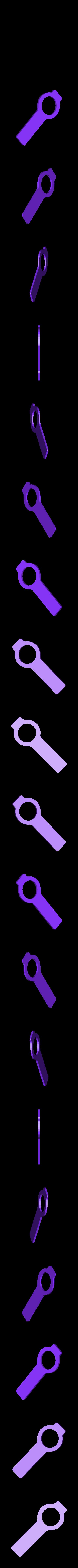 arm_skp.stl Download free STL file Catapult • 3D print template, Azagal