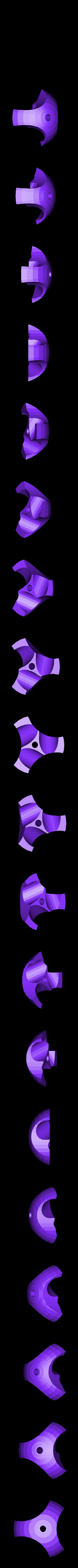 tube_clamp_12mm.stl Download free STL file Parametric Tube Clamp • Design to 3D print, Azagal