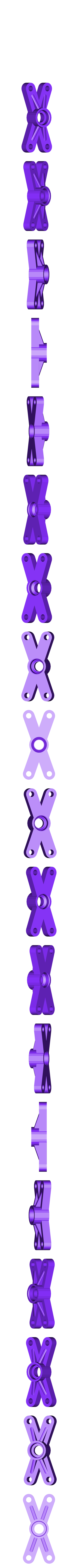 HPTO_top.stl Download free STL file HuPo Take-Off • Design to 3D print, Azagal