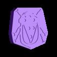 bug.stl Download free STL file Stamp-o-Matic • 3D printing template, Azagal