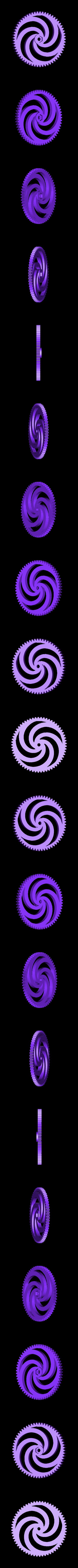 involute_blower_gear_drive.stl Download free STL file Involute Blower • 3D print design, Azagal
