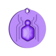 spidy.STL Télécharger fichier STL gratuit KEYCHAIN Spidy • Design pour imprimante 3D, Tum
