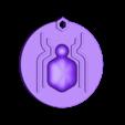 spidy.STL Download free STL file KEYCHAIN Spidy • 3D printer model, Tum