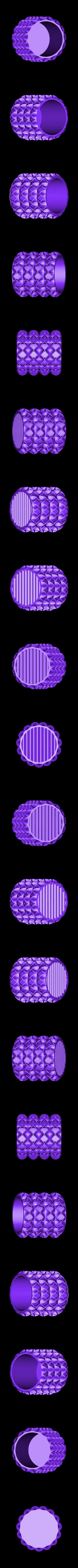 twistedlofts1.stl Download free STL file TwistedLofts1 • Design to 3D print, Birk
