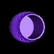 TwistedLofts5.stl Download free STL file TwistedLofts5 • 3D printable template, Birk