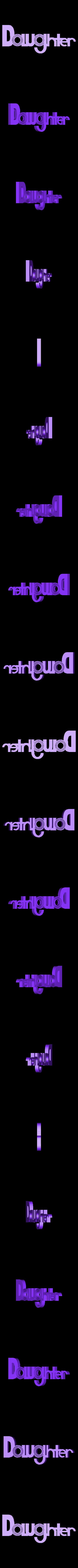 daughter_gimbal.stl Download free STL file Son and Daughter Gimbals • 3D print template, sh0rt_stak